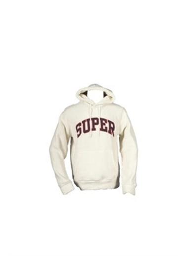 Superfly Superfly 21104 Erkek Polar Sweat Beyaz 101212110417 Beyaz